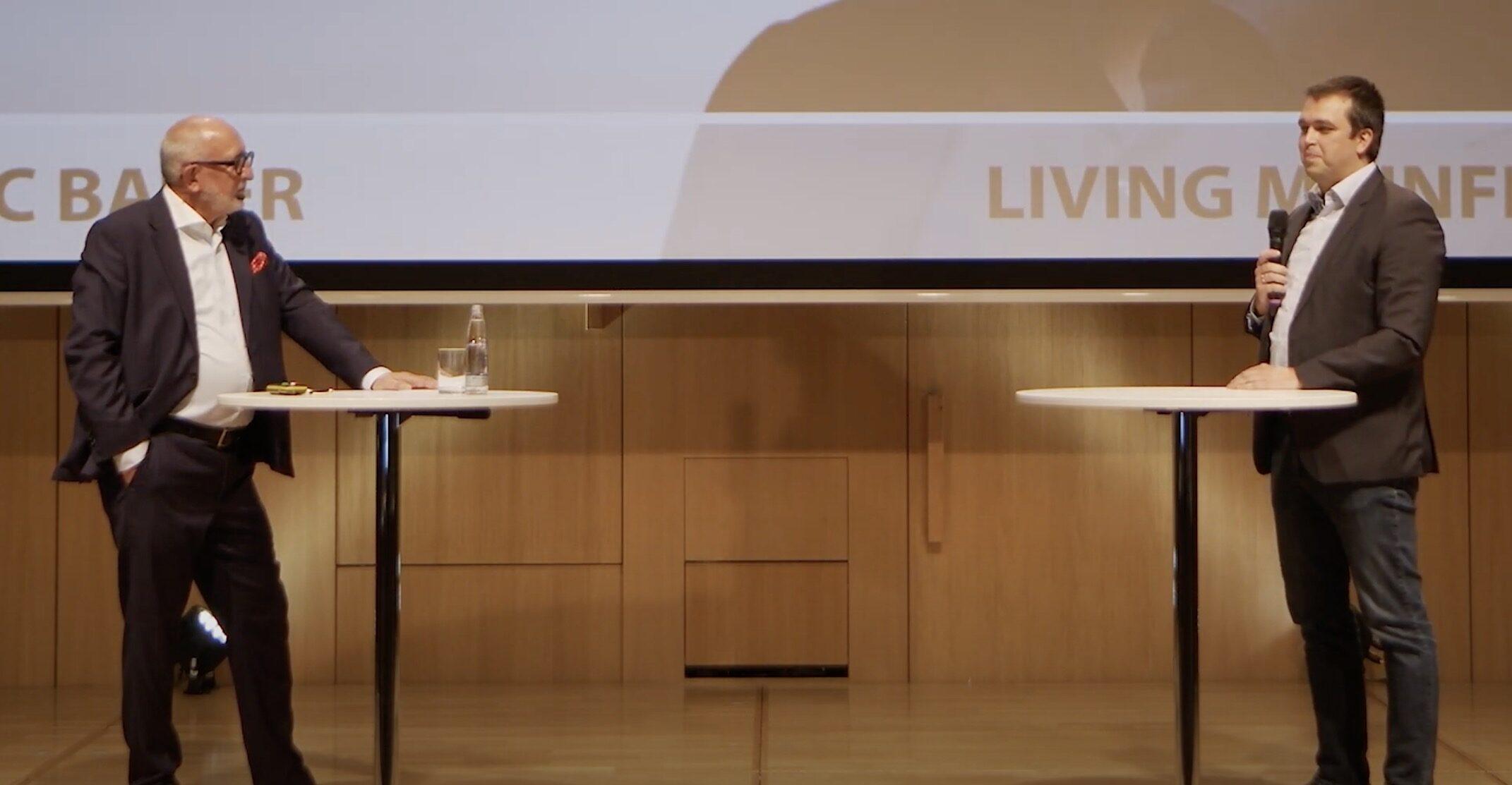 start.me.up 2020 | Gründer | Interview mit Marc Bauer | Living Mainframe GmbH