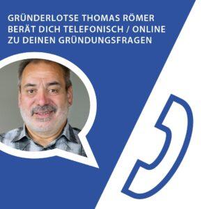 Sprechstunde für Existenzgründer in Renningen mit Gründerlotse Thomas Römer