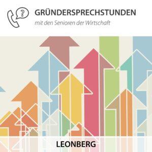 Kostenlose Gründersprechstunde in Leonberg