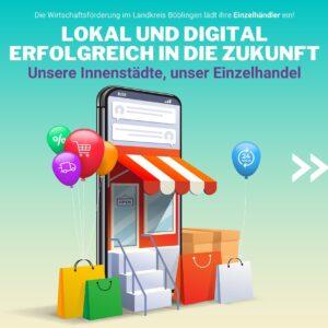 Digitalisierung für Einzelhändler