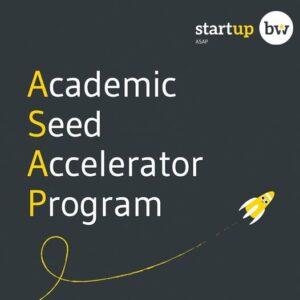 Academic Seed Accelerator Program (ASAP)