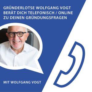 Sprechstunde für Existenzgründer in Sindelfingen mit Wolfgang Vogt
