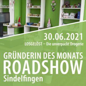 Gründerin des Monats Juni 2021 - Jule Hirsch_3_Roadshow