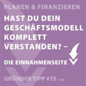 Gründertipps - Planen und finanzieren