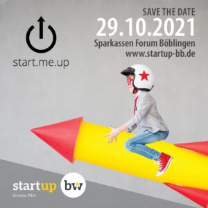 startup save the date