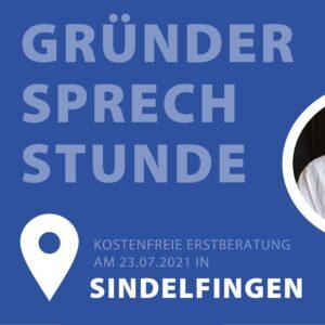 Kostenfreie Gründersprechstunde in Sindelfingen