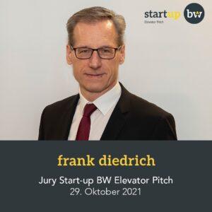 Frank Dietrich - Start-up Jury