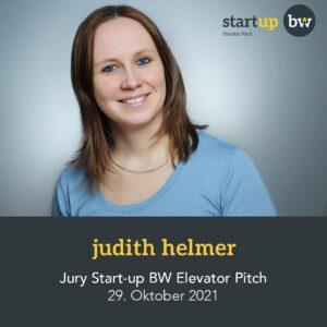 Judith Helmer - Start-up Jury