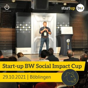 Start-ip BW - Social Impact Cup